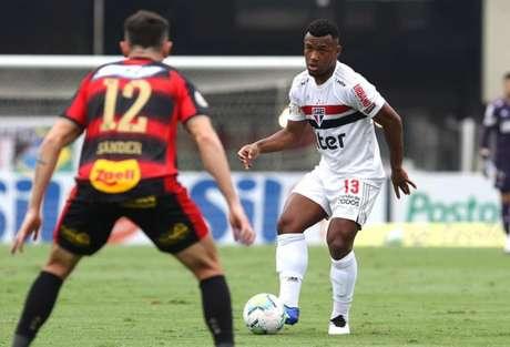 Luan foi inscrito no Campeonato Paulista (Foto: Rubens Chiri/saopaulofc.net)
