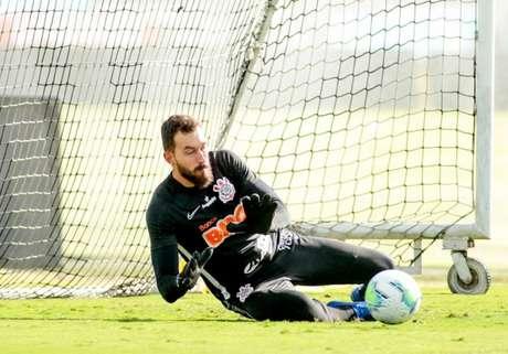 Walter estava no Corinthians desde 2013 (Foto: Rodrigo Coca/Ag. Corinthians)