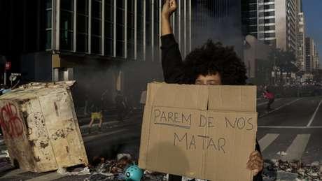 A população negra é a maior vítima da violência no Brasil