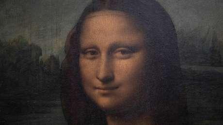 O sorriso de Gioconda é muito estudado, mas outros aspectos da obra também levantam dúvidas entre historiadores e teóricos da arte