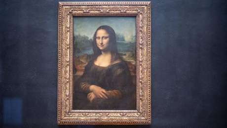 A água é um elemento fundamental para entender a Mona Lisa, a grande obra de Leonardo Da Vinci