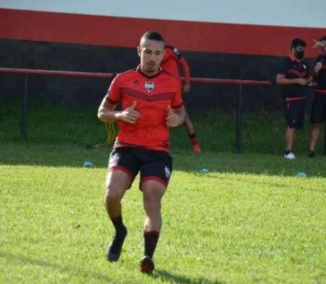 Paulo Marcos/Atlético-GO