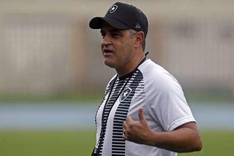 Marcelo Chamusca é o novo treinador do Botafogo (Foto: Vítor Silva/Botafogo)