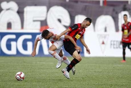 Coimbra e Pouso Alegre empataram na estreia e tentam os primeiros três pontos no Estadual deste ano-(Henrique Chendes/Coimbra Sports)