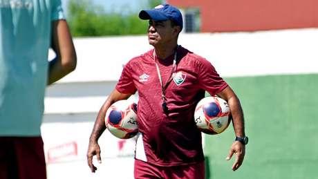 Ailton Ferraz comandará a equipe deste início do Campeonato Carioca (Foto: Mailson Santana/Fluminense FC)