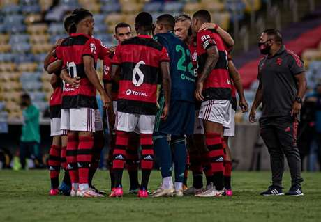 Flamengo estreou no Carioca com vitória (Foto: Paula Reis/Flamengo)