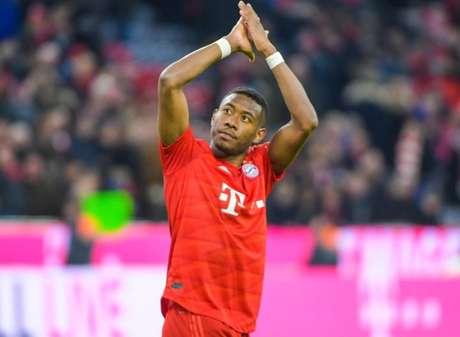 Desde a temporada passada, Alaba vem atuando como zagueiro (Foto: Divulgação/Bayern)