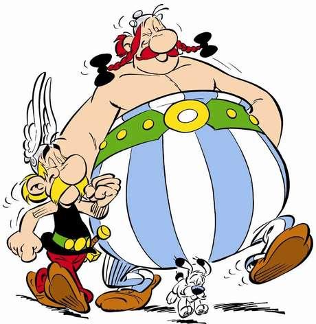 Netflix fará primeira série animada de Asterix