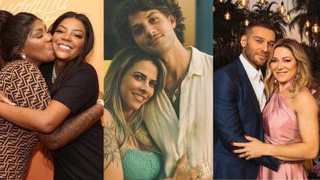 Mães de famosos fazem o maior sucesso nas redes sociais