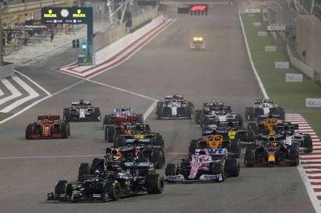 O Briefing, programa do GRANDE PRÊMIO, deu nota para todos os pilotos do GP do Bahrein. Confira: