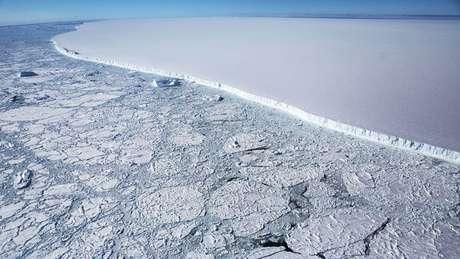 Descolado em 2017, iceberg A68 tinha quase quatro vezes o tamanho do Rio de Janeiro