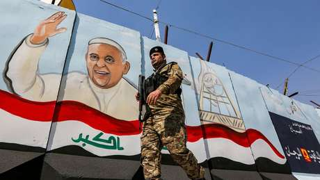 Papa Francisco quer enfatizar a necessidade de paz, independentemente da crença religiosa