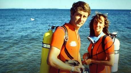 Peter e Wendy Benchley se tornaram defensores fervorosos da conservação dos tubarões