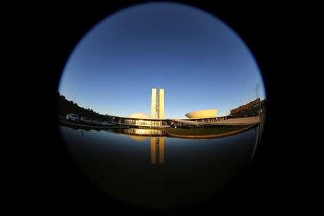 Congresso Nacional em Brasília 27/06/2014 REUTERS/Jorge Silva