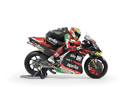 MotoGP 2021 Aprilia RS-GP Lorenzo Savadori
