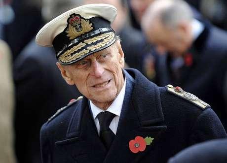 Príncipe Philip está internado desde 17 de fevereiro