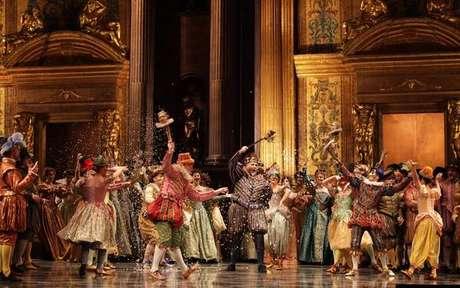 """Este não é o primeiro surto registrado no """"La Scala"""""""