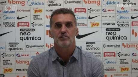 Com Mancini, Corinthians está há sete jogos sem vencer (Foto: Reprodução/Corinthians TV)