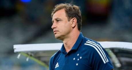 Felipe Conceição ainda não venceu no comando do Cruzeiro-(Bruno Haddad/Cruzeiro)