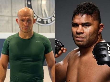 Junior Cigano e Alistair Overeem não fazem mais parte do plantel de atletas do UFC (Foto: Reprodução/Instagram)