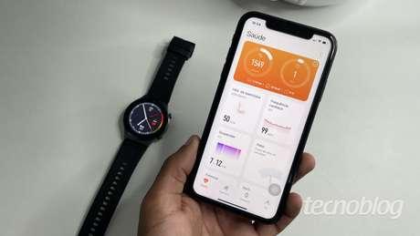Huawei Watch GT 2 Pro e app Huawei Health