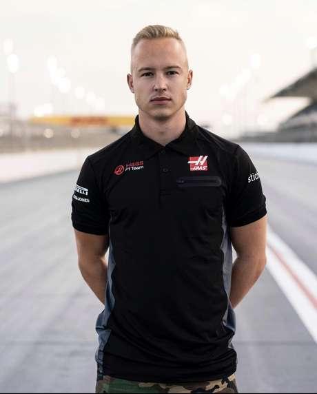 Russo Nikita Mazepin causou polêmica entre os fãs da Fórmula 1 após um caso de assédio no ano passado.