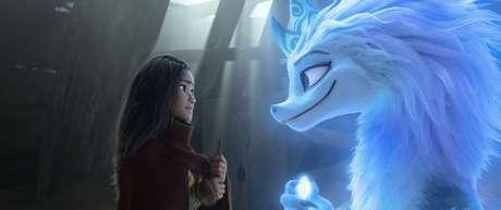 Raya e o Último Dragão engrossa o caldo das princesas da Disney do século XXI