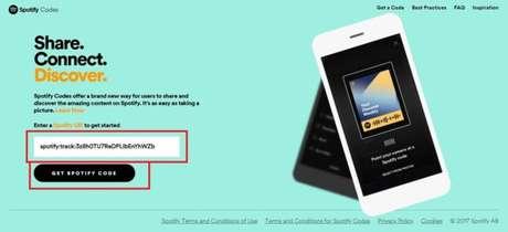 É possível baixar o código em alta resolução através de um site