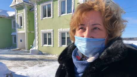 Servidora pública responsável pela imunização em Sputnik, Galina Bordadymova se diz orgulhosa de vacina russa
