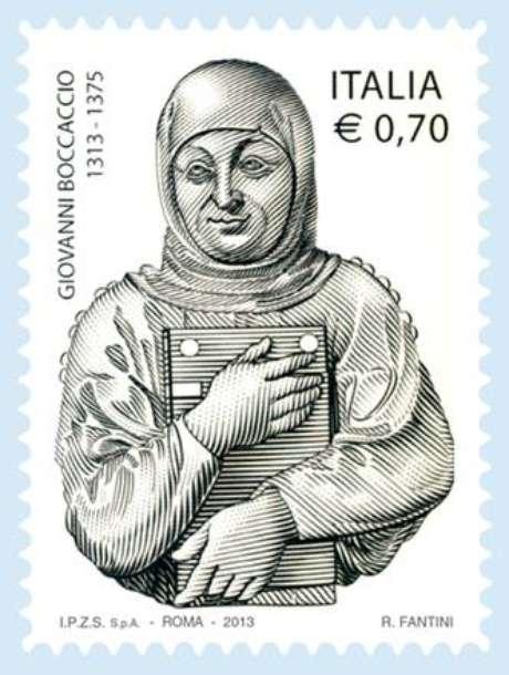 Giovanni Boccaccio escreveu uma das obras-primas da literatura italiana