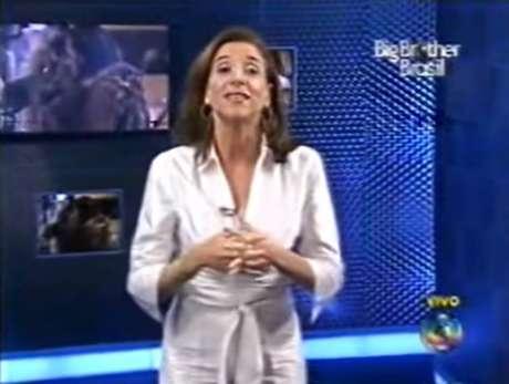 A atrizMarisa Orth era companheira de apresentação do Pedro Bial na 1ª edição do 'Big Brother Brasil', exibida em 2002