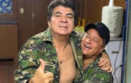 Nilton Rodrigues, 60, foi atingido por um disparo acidental de uma arma de fogo em Jussara, Goiás