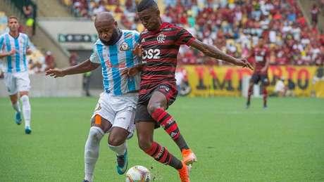 Flamengo e Macaé empataram sem gols no Cariocão 2020 (Foto: Alexandre Vidal / CR Flamengo)