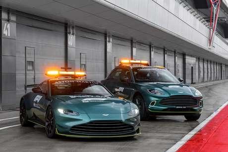 A Aston Martin vai toda de verde mesmo na F1 2021