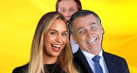 Sarah, a primeira bolsonarista assumida do 'BBB21': a política acabou inserida no entretenimento da TV