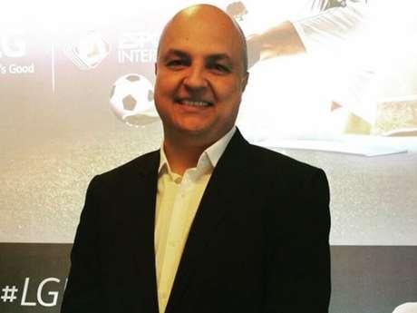 André Henning é narrador do TNT Sports (Foto: Instagram/André Henning)