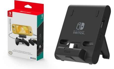 Dual USB PlayStand da HORI para Switch