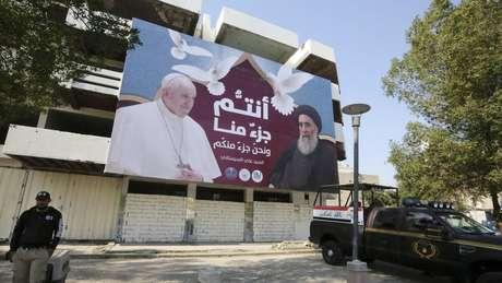 Um dos objetivos do Papa nesta viagem é construir pontes com o Islã