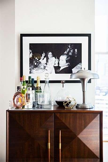 15. Aparador retro para bar – Foto Style Caster