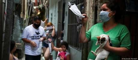 Quase 1,5 milhão de famílias já foram auxiliadas pelo projeto Mães da Favela, da Cufa, desde o início da pandemia