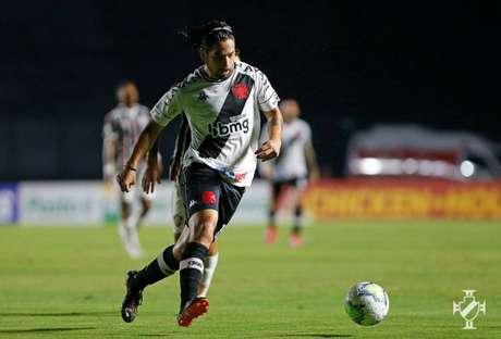 São Paulo tem interesse no meia Martin Benítez, que quer permanecer no Vasco (Rafael Ribeiro/Vasco)