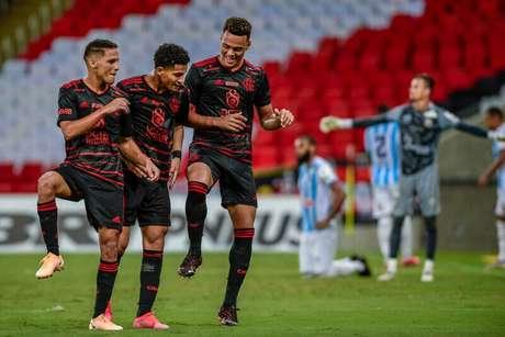Flamengo venceu o Macaé na última rodada (Foto: Marcelo Cortes/Flamengo)