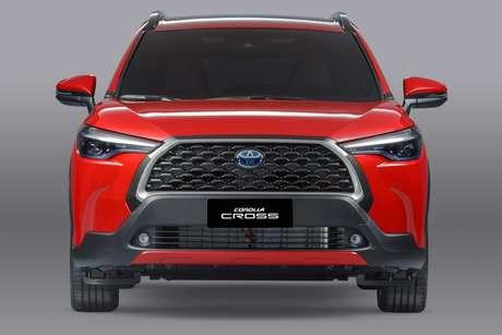 Toyota Corolla Cross Hybrid 2022.