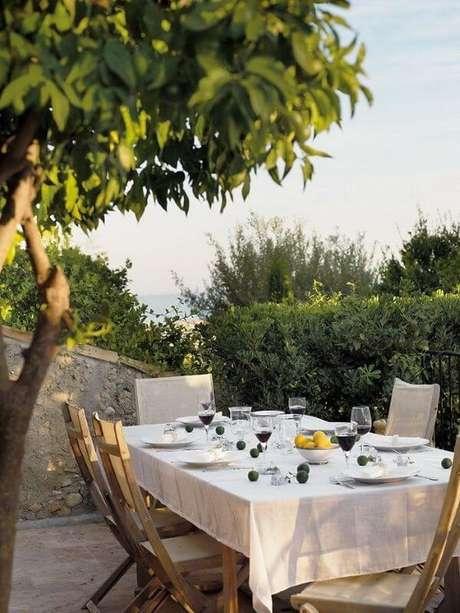 15. Mesa de jantar para área externa – Foto My Paradissi