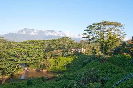Monastério Kauai Aadheenam, que fica no sul da Índia