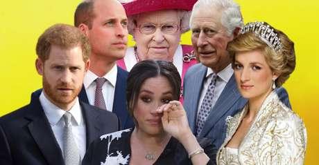 A história de Diana se repetiu com Meghan: a família real preferiu se calar a enfrentar os jornais difamadores