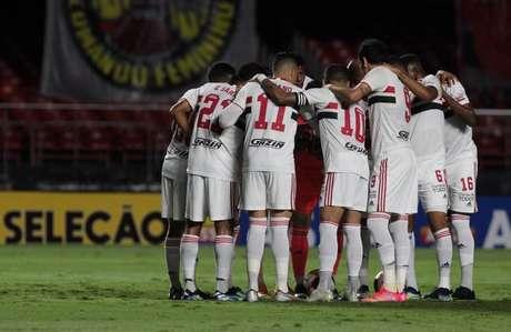 Embalado após duas goleadas, o São Paulo visita o Novorizontino pelo Paulistão (Foto: Rubens Chiri/saopaulofc.net)