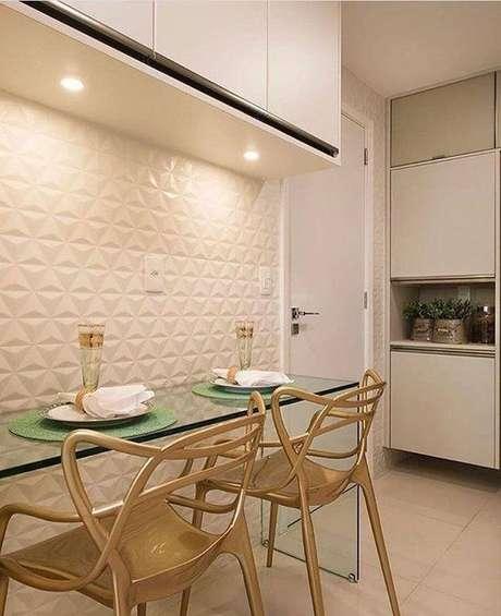 77. Ceramica 3d para cozinha moderna Foto Pinterest