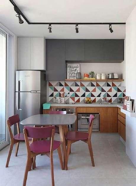 62. Ideias de cerâmica para cozinha moderna – Foto Arkpad