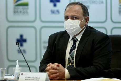 Pazuello deixou o cargo de Ministro da Saúde após muita pressão